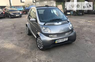 Smart Cabrio 2003 в Киеве