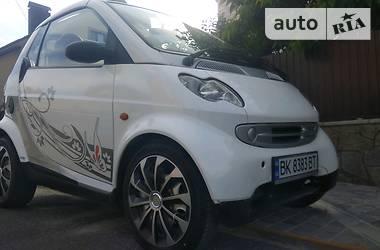 Smart Cabrio 2001 в Виннице
