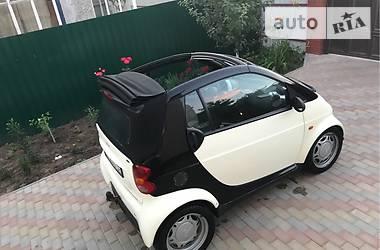 Smart Cabrio 2004 в Полтаве
