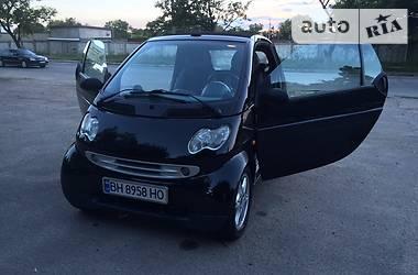 Smart Cabrio 2003 в Одессе