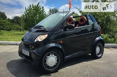 Smart Cabrio 2001 в Киеве
