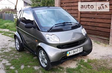 Smart Cabrio 2000 в Буче