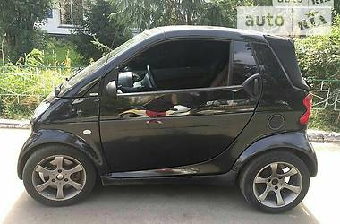 Smart Cabrio 2002 в Києві