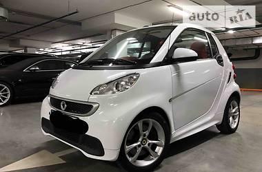 Smart Cabrio 2014 в Києві