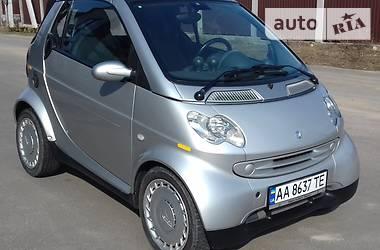 Smart Cabrio 2003 в Софиевской Борщаговке