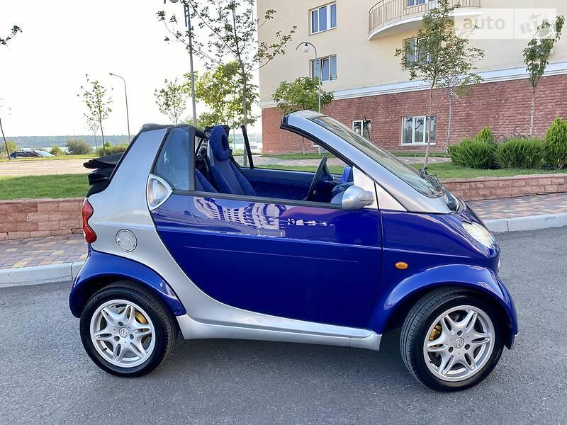Smart Cabrio 2001 в Миколаєві