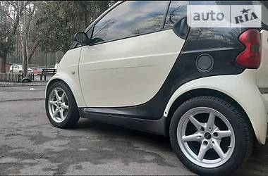 Smart Cabrio 2002 в Софиевской Борщаговке