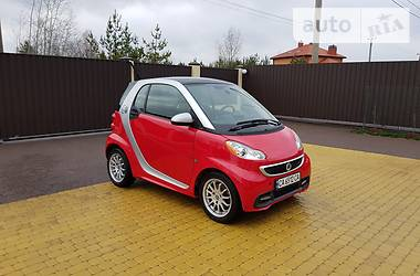 Smart Fortwo ED  2013