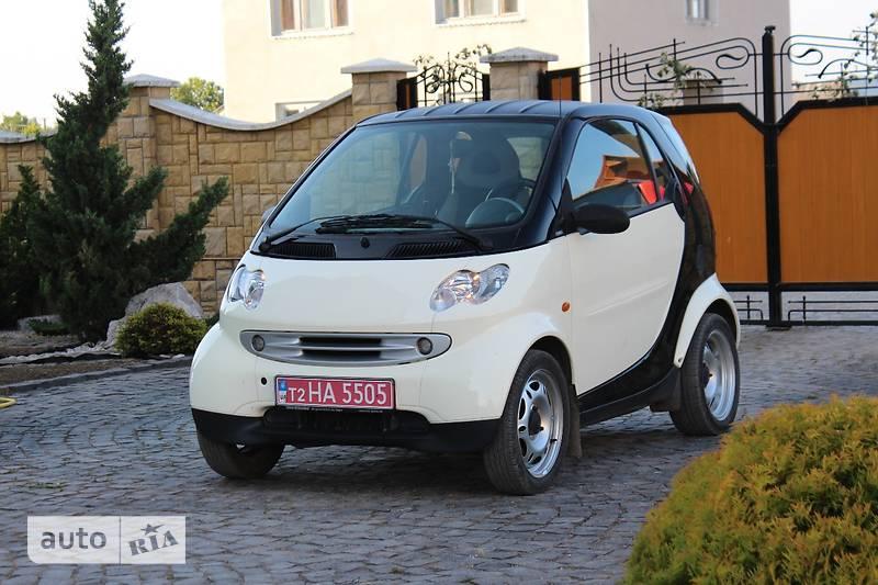Smart Fortwo 2007 в Тячеве