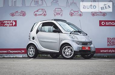 Smart Fortwo Passion Luk Beson 2004