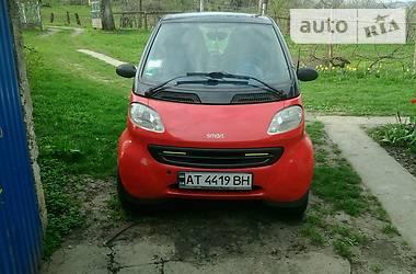 Smart Fortwo 2000 в Черновцах