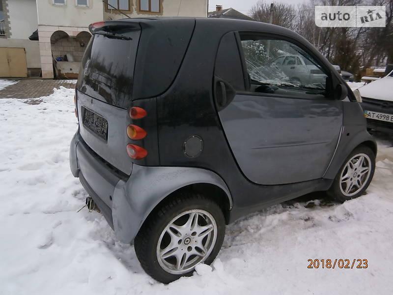 Smart Fortwo 2002 в Калуше