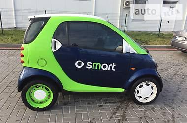 Smart Fortwo 2006 в Киеве
