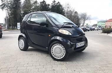 Хэтчбек Smart Fortwo 2000 в Городке