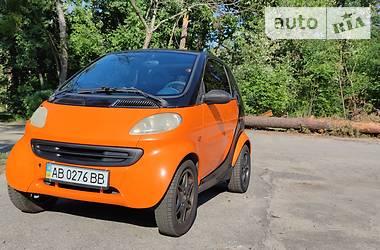 Купе Smart Fortwo 2000 в Києві