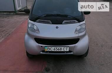 Smart MCC 2001 в Городке