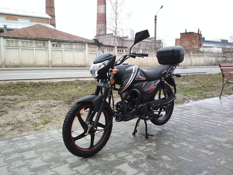 Spark SP 125C-2C
