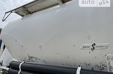 Цистерна полуприцеп Spitzer SF 1999 в Черновцах