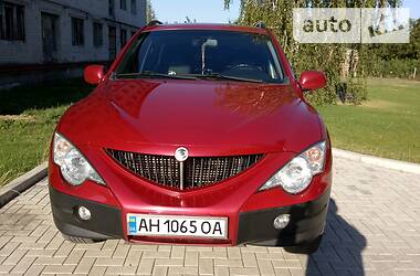 SsangYong Actyon 2009 в Краматорске