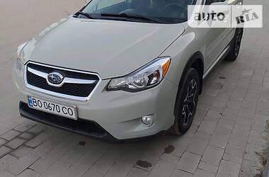 Позашляховик / Кросовер Subaru Crosstrek 2013 в Тернополі