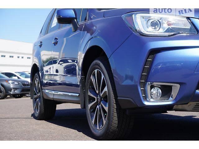 Subaru Forester 2017 года
