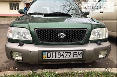Subaru Forester 2001 в Одессе