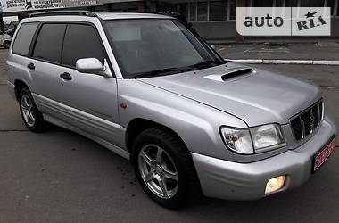 Subaru Forester 4WD 2.0AT 2002