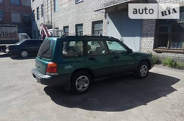 Subaru Forester 1999 в Житомире