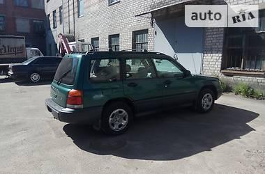 Subaru Forester 1999