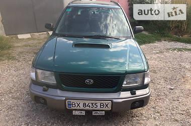Subaru Forester 2000