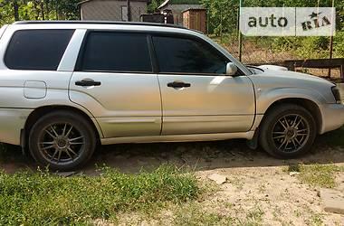 Subaru Forester 2003 в Запоріжжі