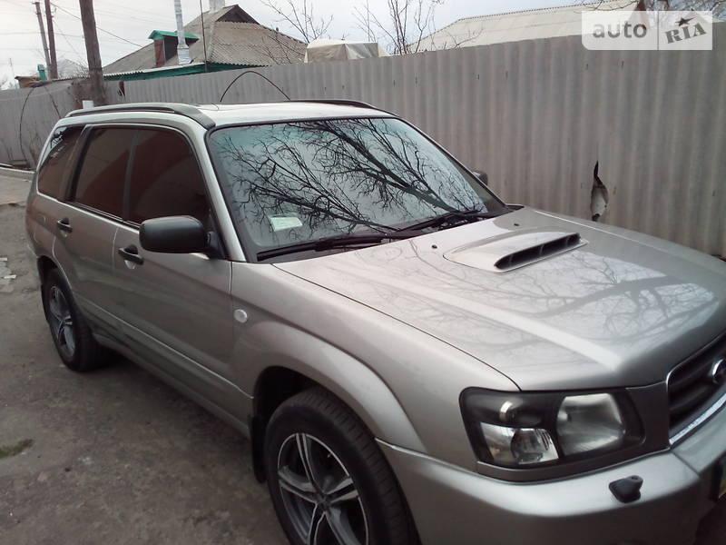 Унiверсал Subaru Forester 2005 в Старобільську