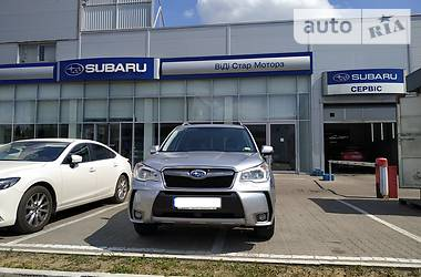 Subaru Forester ОФИЦИАЛ