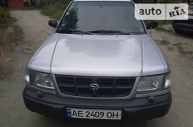Subaru Forester 1998 в Днепре