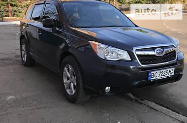 Subaru Forester 2014 в Львове