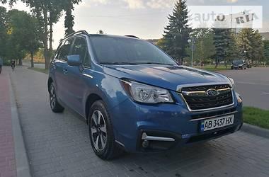 Внедорожник / Кроссовер Subaru Forester 2017 в Могилев-Подольске