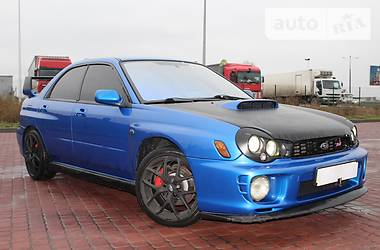 Subaru Impreza  WRX STI 2.0 2002