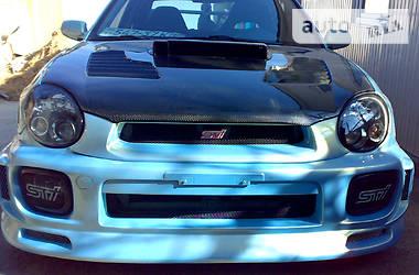 Subaru Impreza  WRX STI STI 2002