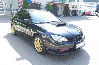Subaru Impreza  WRX STI 2006 в Одессе
