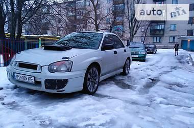 Subaru Impreza  WRX STI 2004 в Волновахе