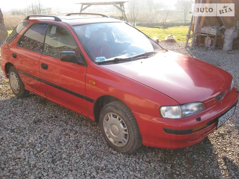 Subaru Impreza 1994 в Львове