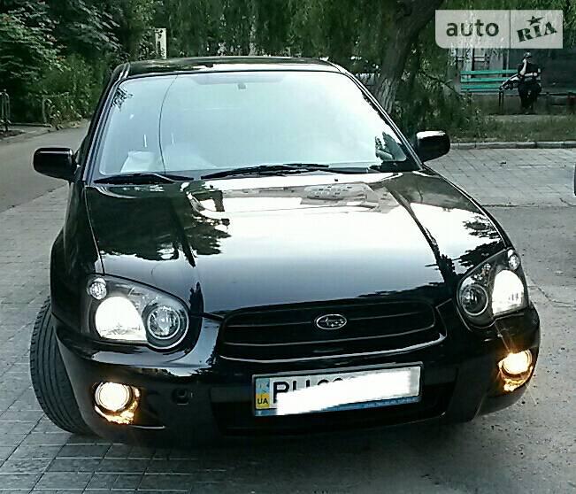 Subaru Impreza 2004 в Одесі