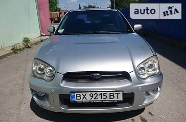 Subaru Impreza 2004 в Каменец-Подольском