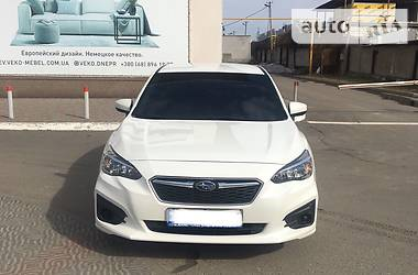 Subaru Impreza 2017 в Дніпрі