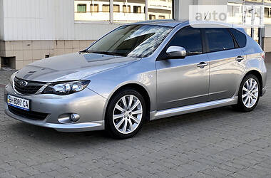 Subaru Impreza 2008 в Одессе
