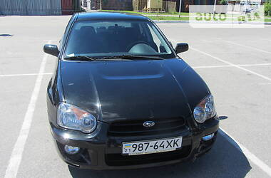 Subaru Impreza 2003 в Харькове