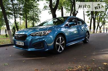 Subaru Impreza 2016 в Теребовле