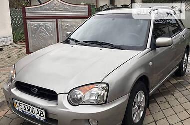 Subaru Impreza 2005 в Черновцах