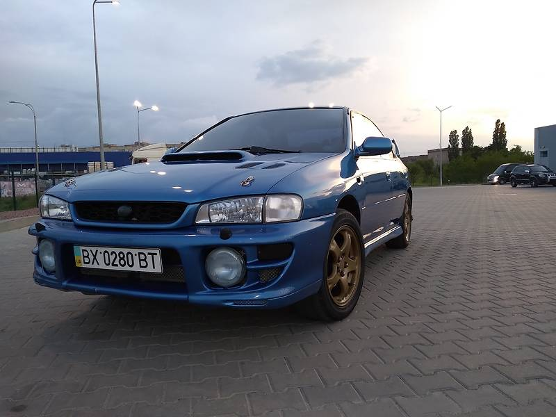 Седан Subaru Impreza 1998 в Кам'янець-Подільському