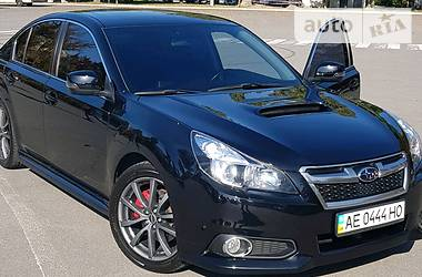 Subaru Legacy NEW 2013